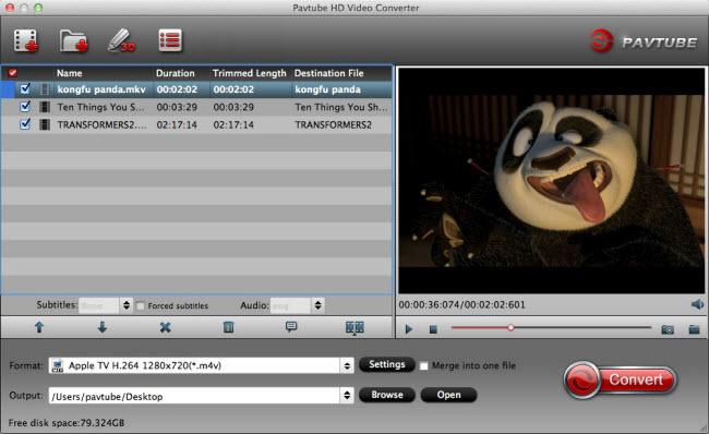 Pavtube HD Video Converter for Mac 4.8.6.6 full