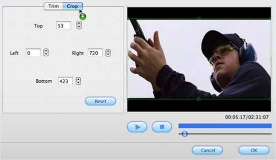 DVD to Blackberry Converter for Mac