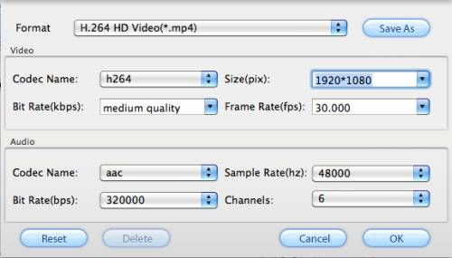 converting bluray to mp4