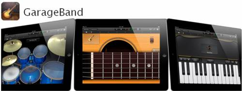 Apple Apps for iPad 2