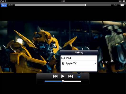 Best video format for airplay or air video streaming