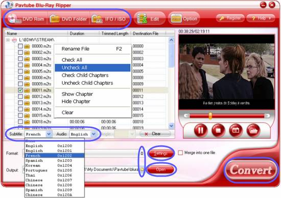 How to burn Blu-ray movie to DVD for playback on HDTV DVD Combo?