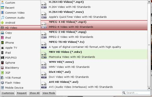 convert bluray to hd mp4