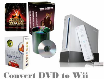 Rip DVD to Wii