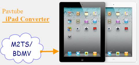 m2ts to ipad 2 converter