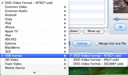 mkv to vob converter mac