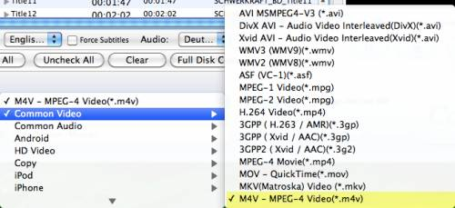 mac bluray to apple tv 2 converter