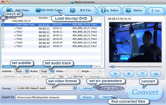dvd to archos 101 mac