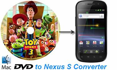 mac dvd to nexus s ripper