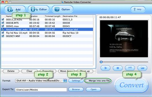 mac video to atrix 4g converter
