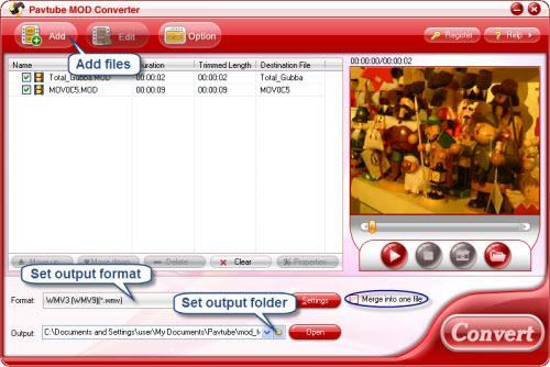 How to convert mod files using a mod converter for mac