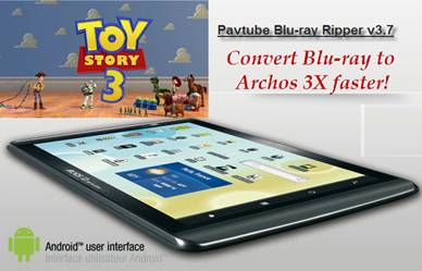 blu-ray to archos 101 ripper