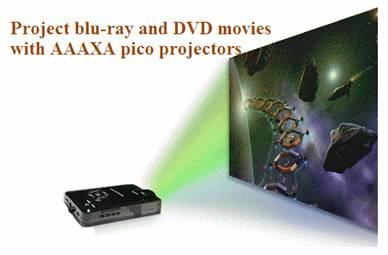 AAXA P2 Pico Projector