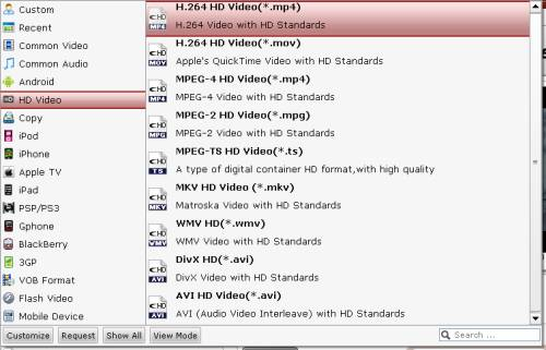 compress bluray to 1080p mp4/mkv/wmv/avi/mpeg