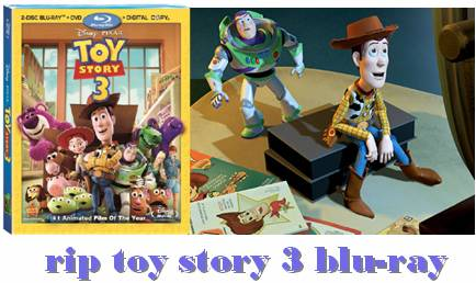rip toy story 3 bluray
