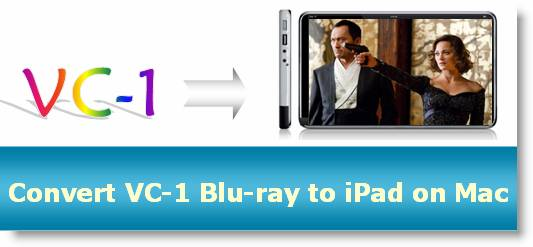 vc-1 to ipad mac
