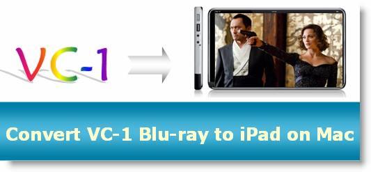 vc-1 to ipad mac