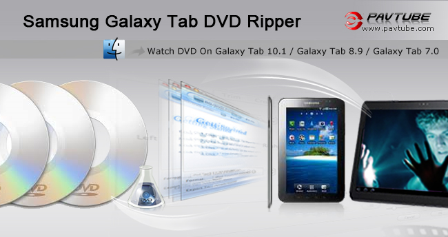 galaxy tab dvd ripper