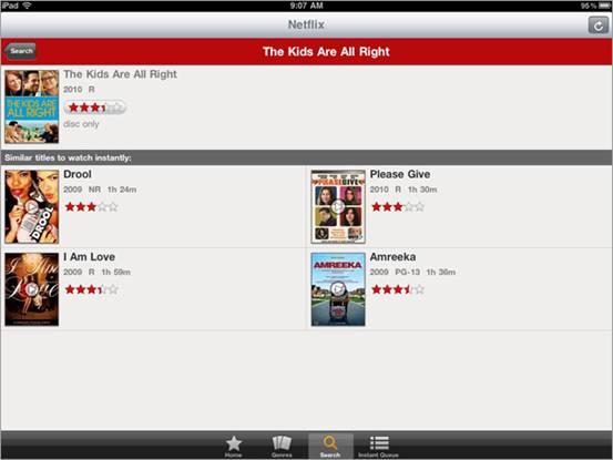 Watch Netflix Online TV On iPad