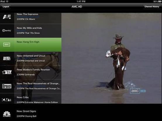 Watch Time Warner Online Tv On Ipad
