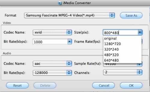 How to transfer videos, Blu-rays and DVD movies to Samsung