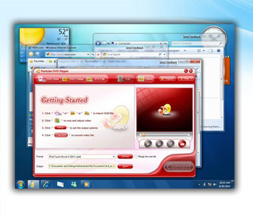 Pavtube DVD Ripper is fully compatible with Win 7.