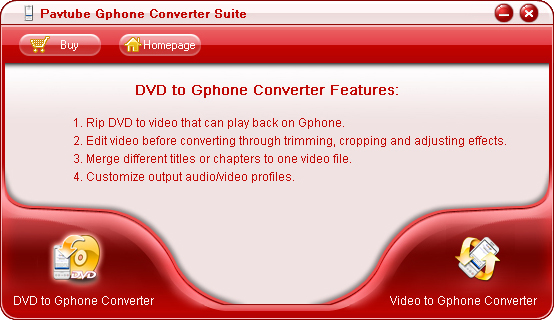 Pavtube Gphone Converter Ultimate 3.4.1.2147 full