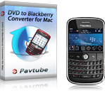 DVD to Blackberry Converter for Mac