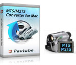 MTS/M2TS Converter for Mac
