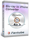 Blu-ray to iPhone Converter for Mac