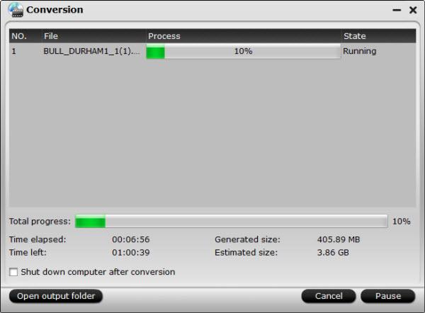 bytecopy conversion interface