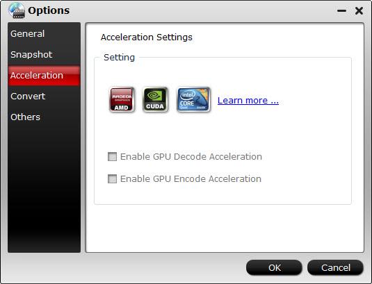 bytecopy options-gpu-acceleration interface