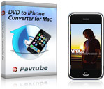 Pavtube DVD to iPhone Converter for Mac