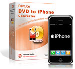 Pavtube DVD to iPhone Converter