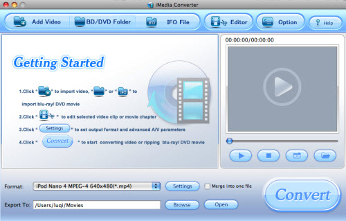 Pavtube DVD to iPad Converter for Mac