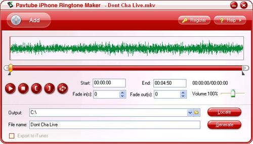 ringtone clips