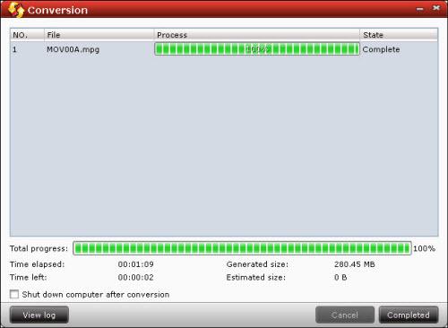 mod converter conversion interface
