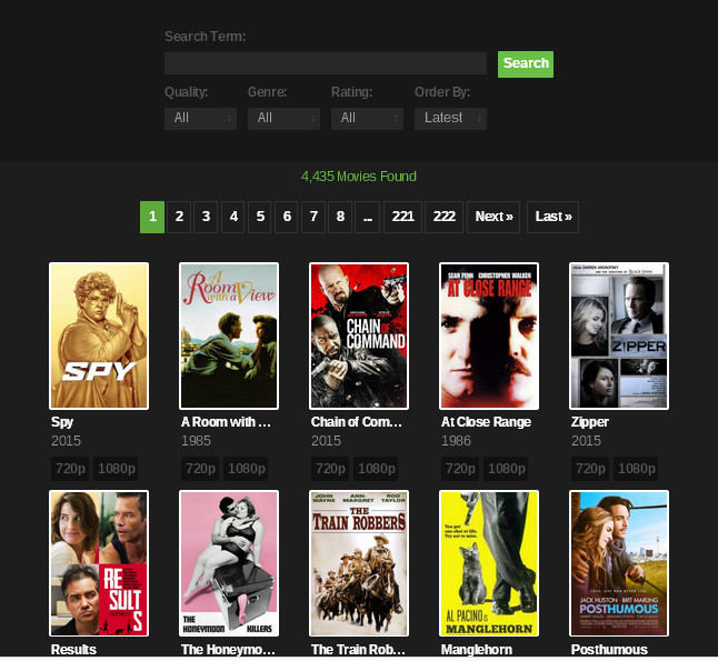 u torrnet free movies download