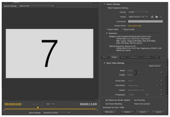 Import and Edit H 264 in Premiere Pro (CC, CS6, CS5, CS4)