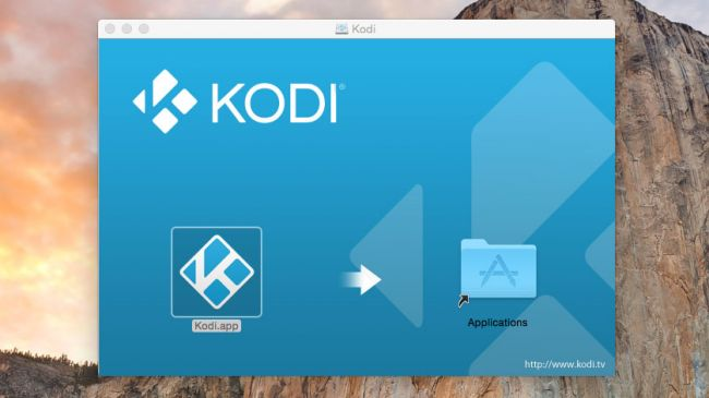 Kodi 17 on Mac